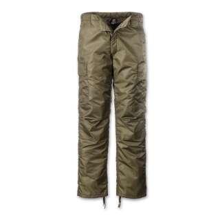 Brandit брюки утепленные олива все разм.