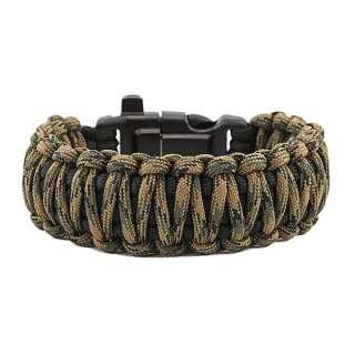 Браслет Подвійна кобра Survival, black and veteran, Aramitex®