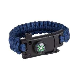 Браслет из паракорда Cobra Survival Paracord Bracelet, Navy, P1G®