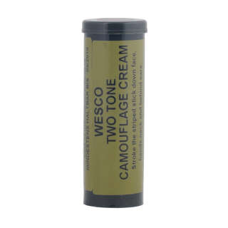 Брит. грим-карандаш коричневый/олива