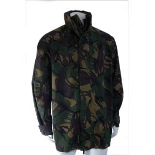 Брит. куртка гортекс DPM Б/У