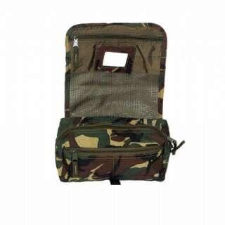 Брит. сумка для туалетных принадлежностей DPM Б/У