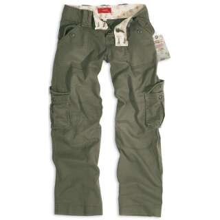 Брюки женские SURPLUS LADIES TROUSERS, [1349] Washed olive, Surplus Raw Vintage®