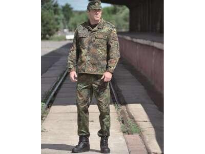 Штани польові Бундесвер (Німеччина), [1215] Німецький камуфляж, Sturm Mil-Tec®