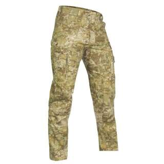 Штани польові HSP-Camo (Huntman Service Pants), [1 235] Камуфляж Жаба Степова, P1G-Tac