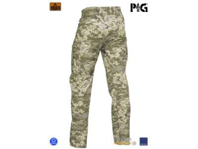 Брюки полевые HSP-Camo (Huntman Service Pants), [1331] Ukrainian Digital Camo (MM-14), P1G®