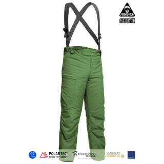 Штани польові зимові PCWCP-Alpha (Punisher Combat Winter Constant Pants Polartec Alpha/P.Fill), [1270] Olive Drab, P1G-Tac
