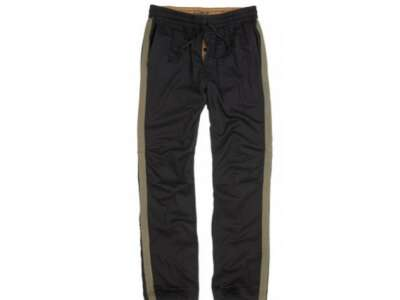 Брюки SURPLUS ATHLETIC STARS TROUSER, [1346] Washed black, Surplus Raw Vintage®