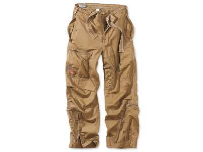 Штани SURPLUS INFANTRY CARGO, [+1134] Beige, Surplus