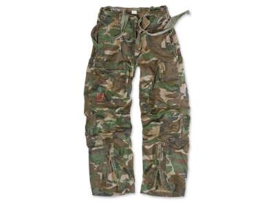 Брюки SURPLUS INFANTRY CARGO, [1358] Woodland, Surplus Raw Vintage®