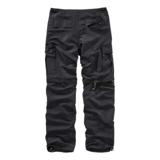 Брюки SURPLUS OUTDOOR TROUSERS QUICKDRY, [019] Black, Surplus Raw Vintage®