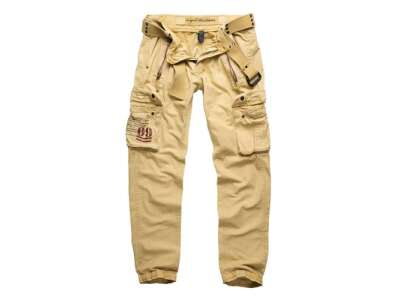 Штани SURPLUS ROYAL TRAVELER SLIMMY, Beige, Surplus