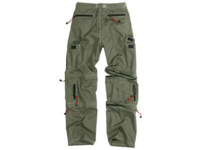 Брюки SURPLUS TREKKING TROUSERS, [182] Olive, Surplus Raw Vintage®
