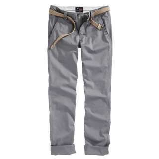 Штани SURPLUS XYLONTUM CHINO TROUSERS, [029] Grey, Surplus