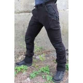 Штани тренувальні зимові FRWP-Polartec (Frogman Range Workout Pants Polartec 200), [1149] Combat Black, P1G-Tac