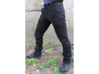Брюки тренировочные зимние FRWP-Polartec (Frogman Range Workout Pants Polartec 200), [1149] Combat Black, P1G
