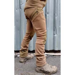 Штани тренувальні зимові FRWP-Polartec (Frogman Range Workout Pants Polartec 200), [1174] Coyote Brown, P1G-Tac