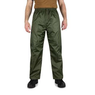 Брюки влагозащитные Sturm Mil-Tec Wet Weather Pants OD, Sturm Mil-Tec®