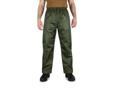 Штани вологозахисні Sturm Mil-Tec Wet Weather Pants OD, Sturm Mil-Tec®