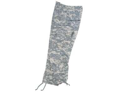 Штани військові польові ACU US, [+1129] Камуфляж AT-DIGITAL, Sturm Mil-Tec®