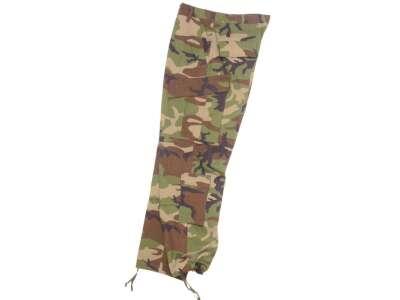 Штани військові польові ACU US, [+1358] Woodland, Sturm Mil-Tec®