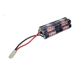 CA 1600mAH 9.6V 8pcs U-shaped battery for M4A1