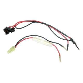 CA High Silicone Wire w/ Fuse (For M4 Gear Box)