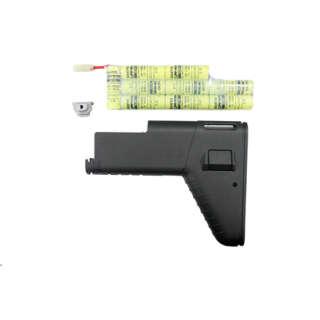 CA SCAR увелич. приклад (Black) (10.8v Mini Type Battery With 1700mah Battery)