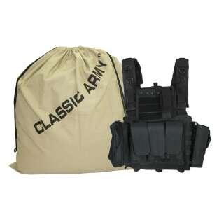 CA Vest Classic IV Black