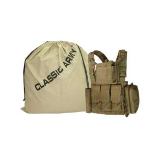 CA Vest Classic IV Khaki