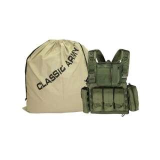 CA Vest Classic IV OD Green