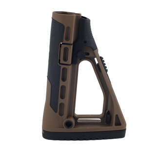 CAA Skeleton Style Collapsible Stock Khaki