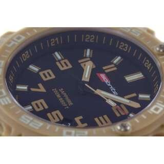 Часы Isobrite Valor ISO314 (ремешок на липучке), [120] Coyote, ArmourLite Watch Company