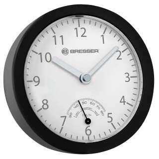 Часы настенные Bresser MyTime Bath mini Black (8020115CM3QUA), Bresser (Germany)