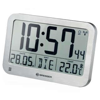 Часы настенные Bresser MyTime MC Silver (7001801), Bresser (Germany)