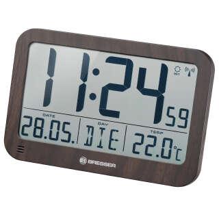 Часы настенные Bresser MyTime MC Wooden (7001802), Bresser (Germany)