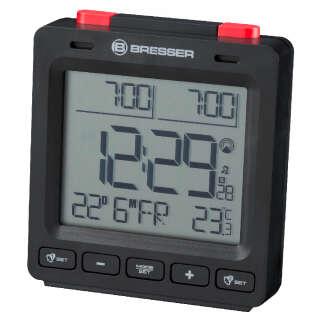 Часы настольные Bresser MyTime Easy II RC Black (8010061CM3000), Bresser (Germany)
