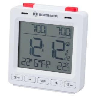 Часы настольные Bresser MyTime Easy II RC White (8010061GYE000), Bresser (Germany)