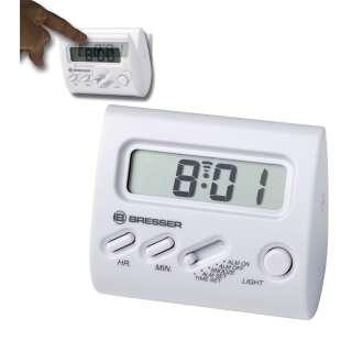 Часы настольные Bresser Yo-Yo White (8010090GYE000), Bresser (Germany)