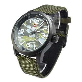 Часы Naviforce 9080 Camouflage-Green BOX