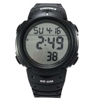 Часы Skmei 1068 (Black) BOX