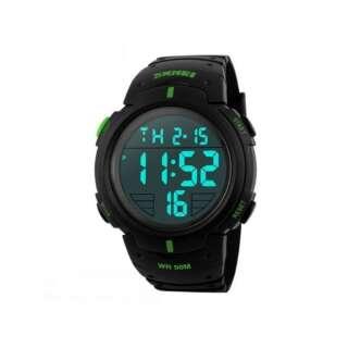 Часы Skmei 1068 (Green) BOX