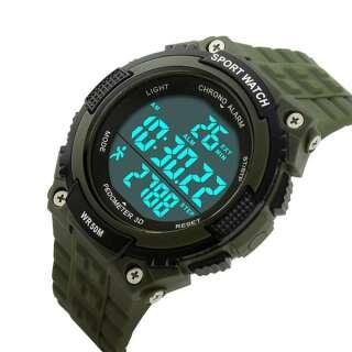 Часы Skmei 1112 Army Green BOX, SKMEI