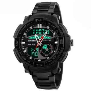 Часы Skmei 1121 Black BOX