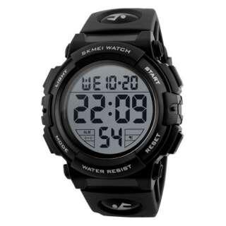 Часы Skmei 1258 (Black) BOX
