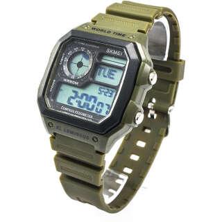 Часы Skmei 1373 (Green) BOX