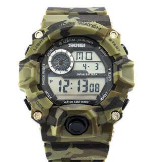 Часы Skmei Army Green