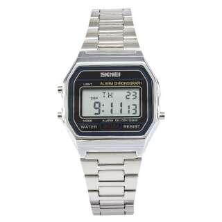 Часы Skmei DG1123 Steel BOX