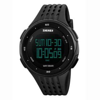 Часы Skmei DG1219 Black BOX