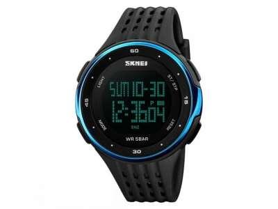 Часы Skmei DG1219 Blue BOX, M-Tac